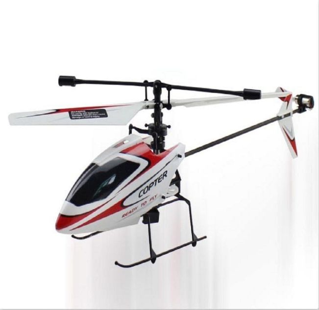 Drone rental business: Single-rotor Helicopter