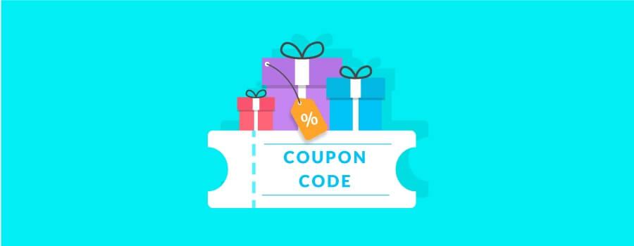 coupon code Magento