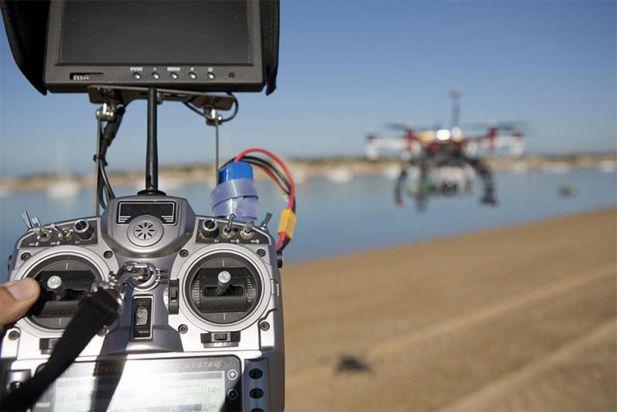 Drone rental business is popular
