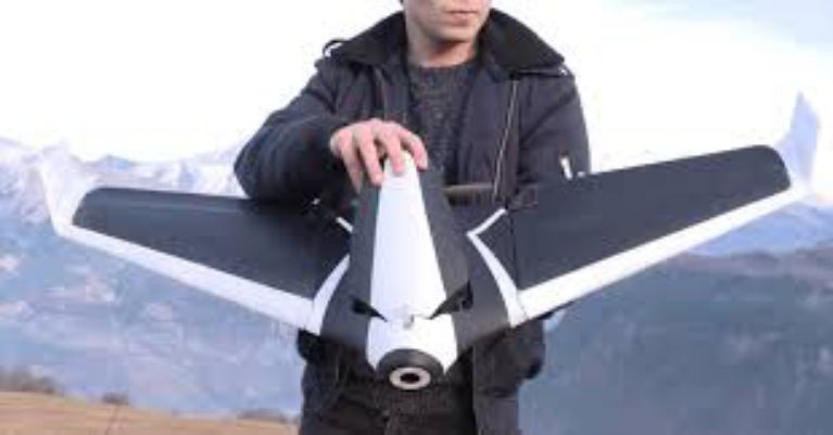 Drone rental business: Fixed-wing Drone