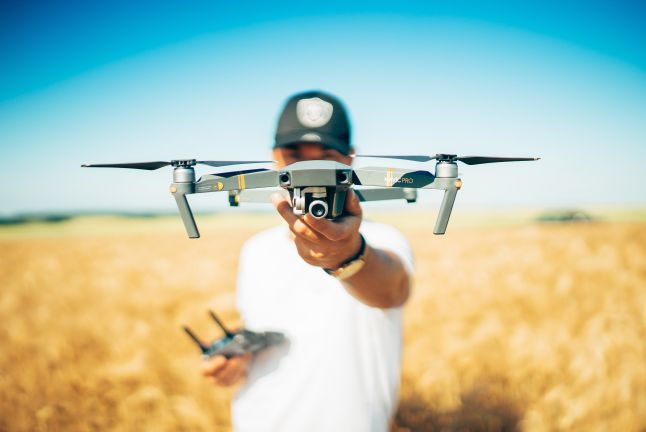 Drone rental business: what is a drone?