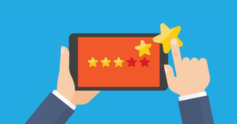 eCommerce optimization: Customers reviews