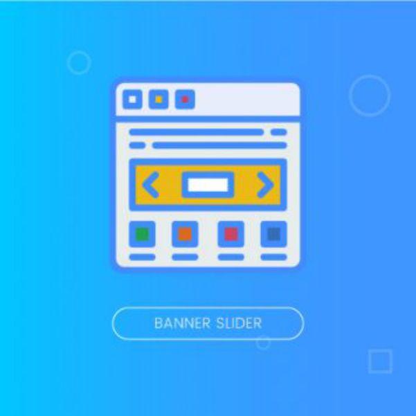 Website promotion: Banner Slider