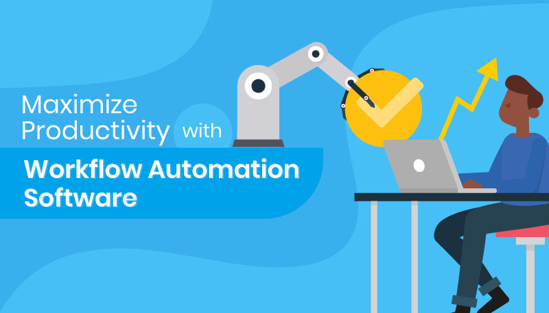 Use software for workflow automation