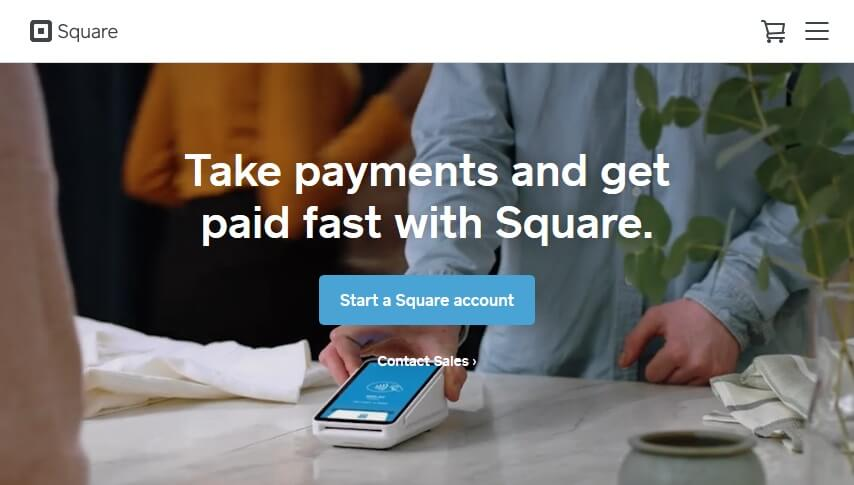 Best Payment Gateway in Australia: Square