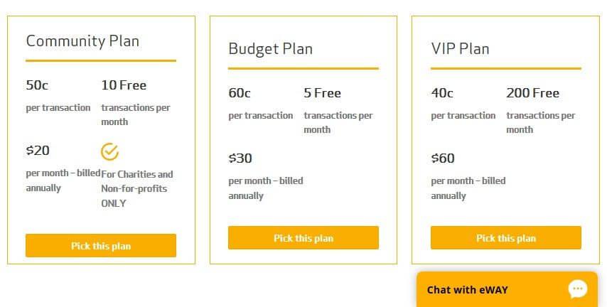 Best Payment Gateway in Australia: eWay