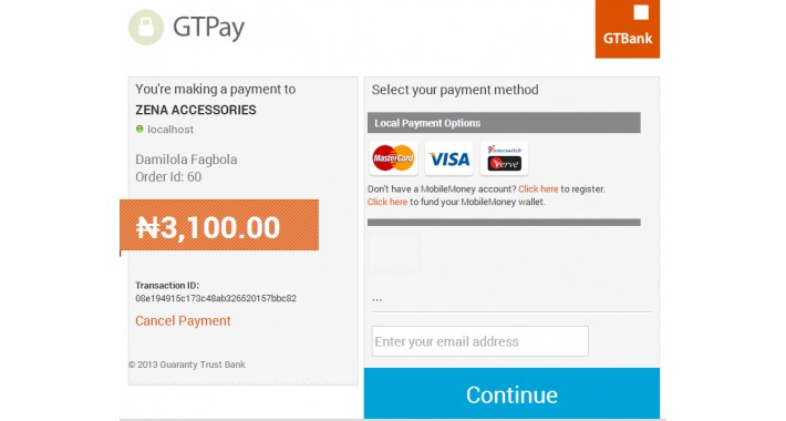GTPay - best payment gateway in Nigeria