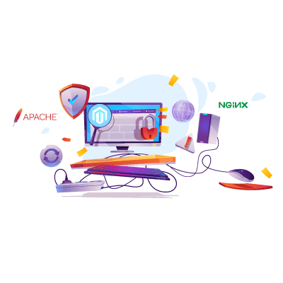 What is SSL? How to setup SSL with Magento 2 with Apache or Nginx?