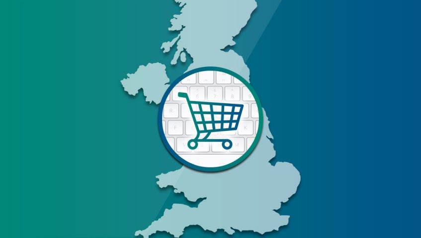 The overview situation of eCommerce in the UK