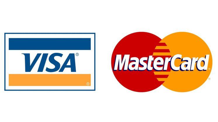 Cross border fee: Visa and Mastercard