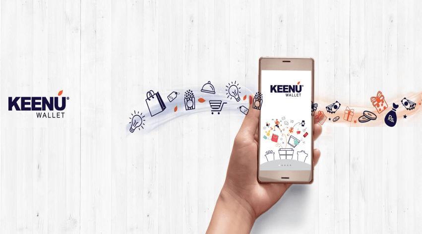 Keenu e-wallet app