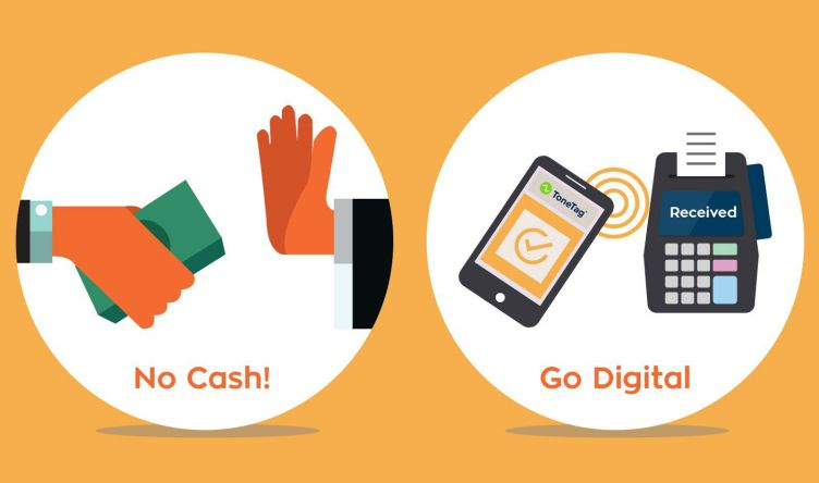 No more cash with Sage Pay