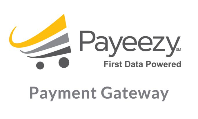 Best payment gateway: Payeezy