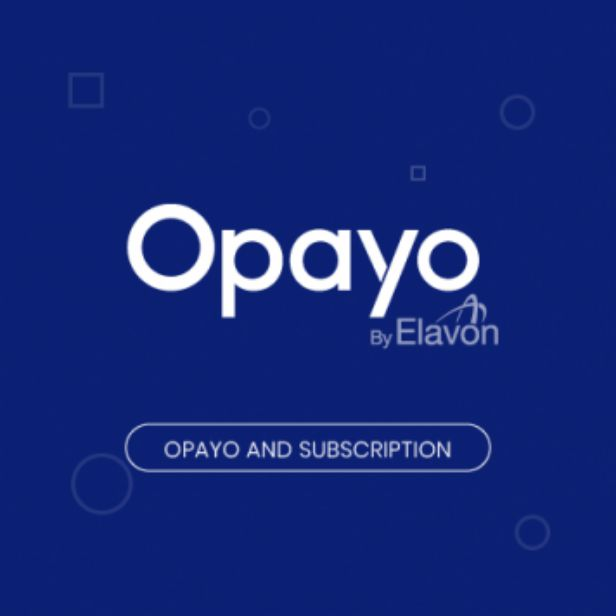 Opayo (Sage Pay) and Subscription
