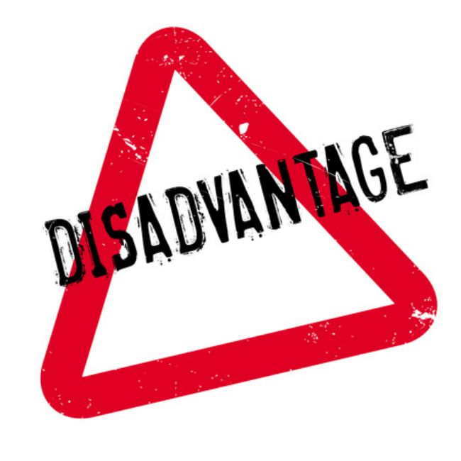 The disadvantage of Sage Pay