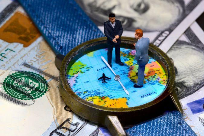 The history of cross border fee
