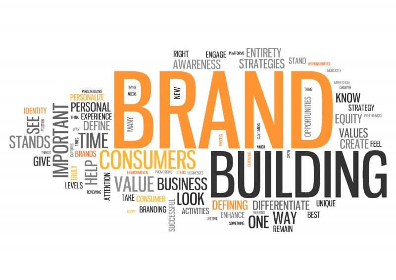 Blogging helps build brand awareness