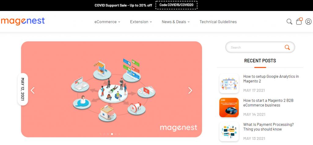 Magenest blog
