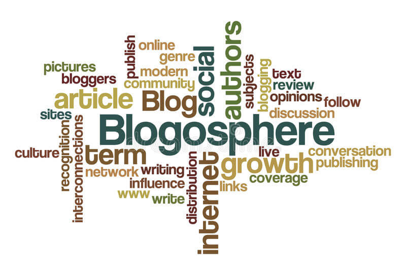 What Does Blogosphere Mean?