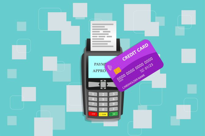 What is credit card processing?