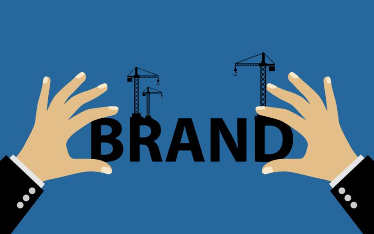 How to start dropshipping business: Brand image from supplier