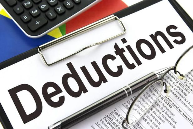 What is payroll deduction?