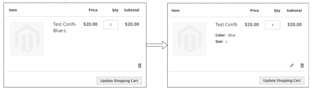 add products to cart programmatically