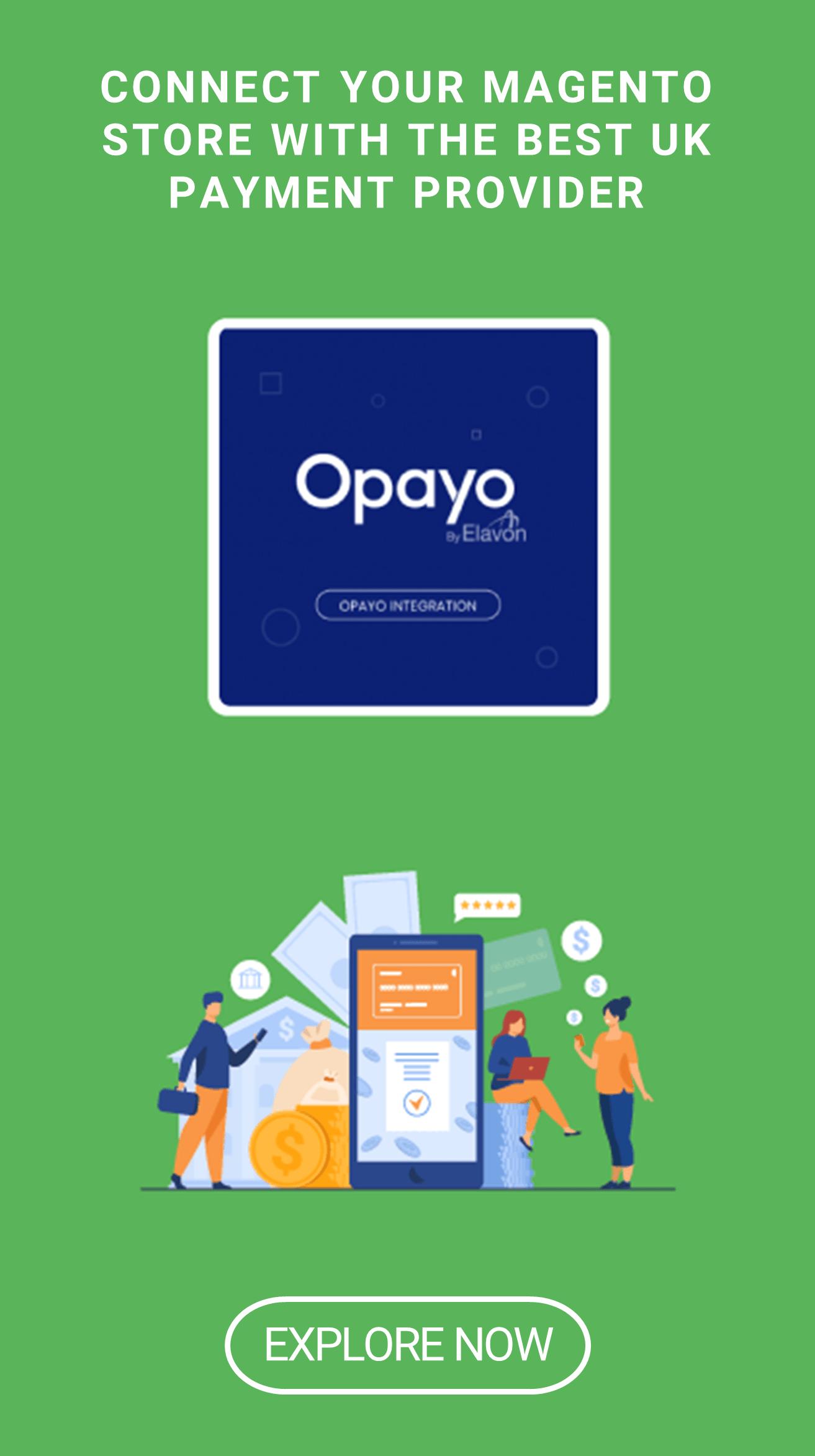 Magento 2 Opayo (Sage Pay)