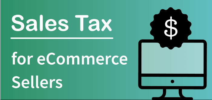 What is sales tax in eCommerce?