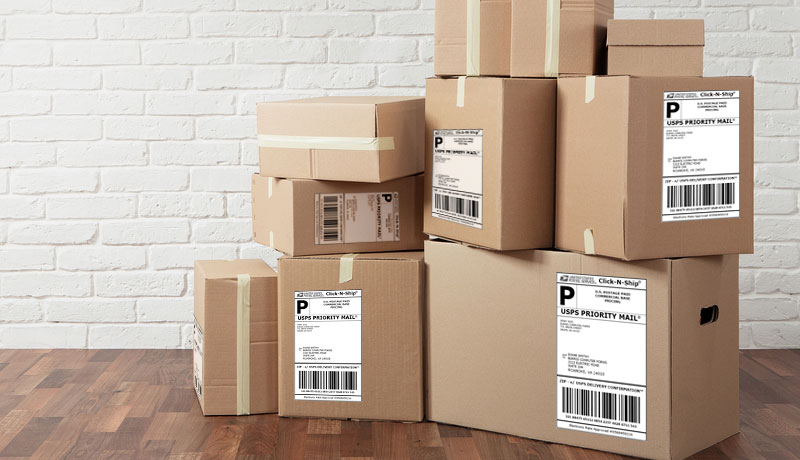 how to calculate shipping cost flat-rate shipping