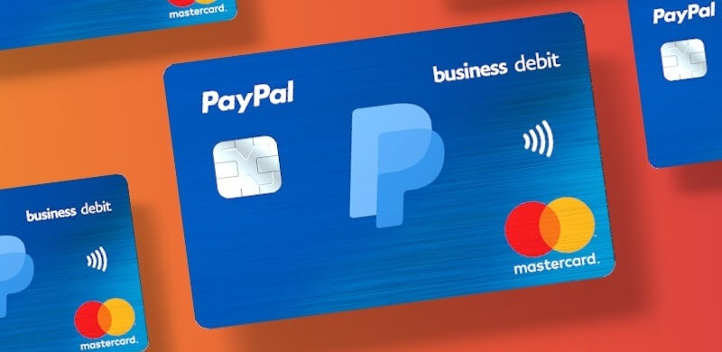 How to use Paypal in stores: PayPal Business Debit Mastercard