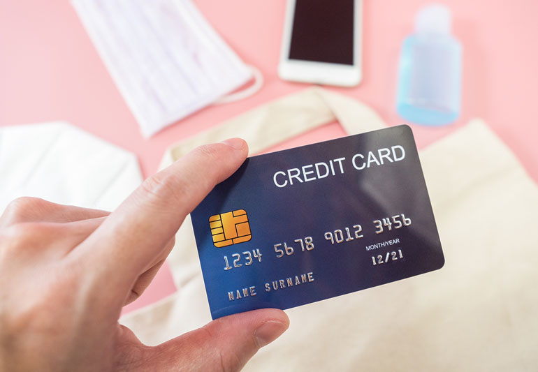 what are payment methods credit cards