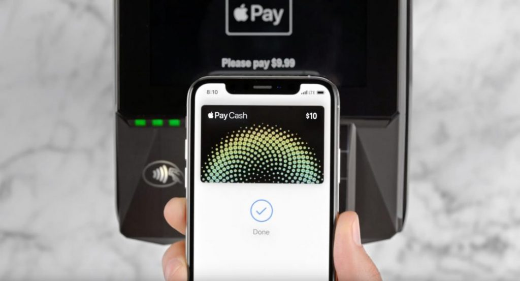 what are payment methods apple pay