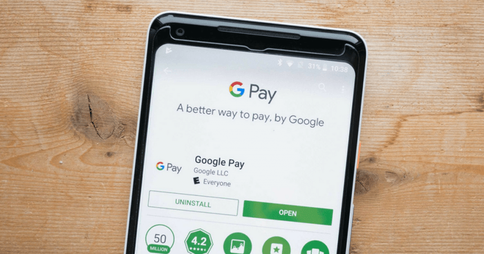 what are payment methods google pay