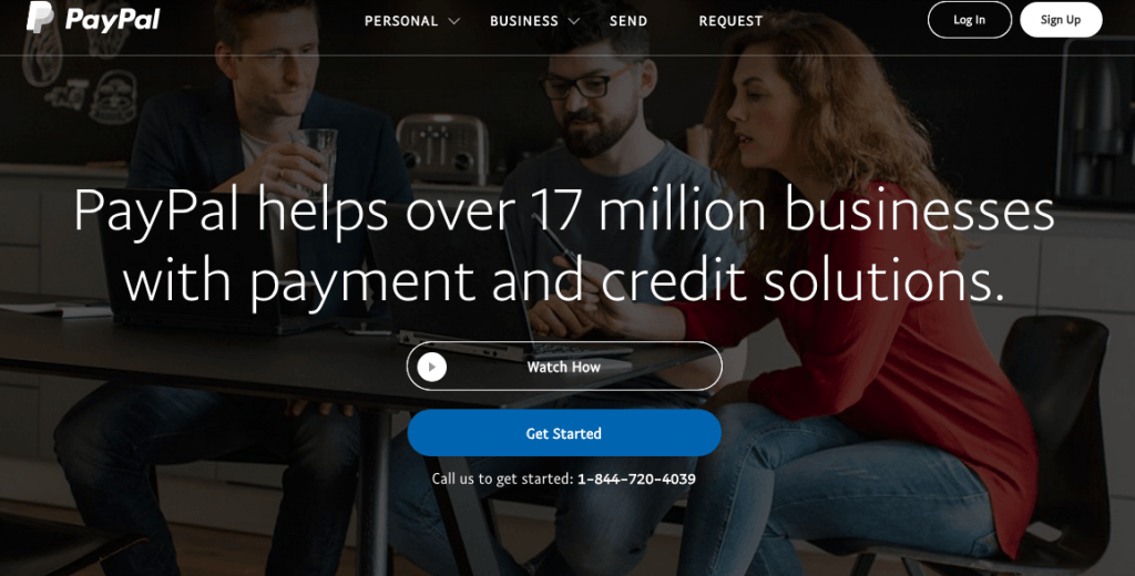 what are payment methods paypal