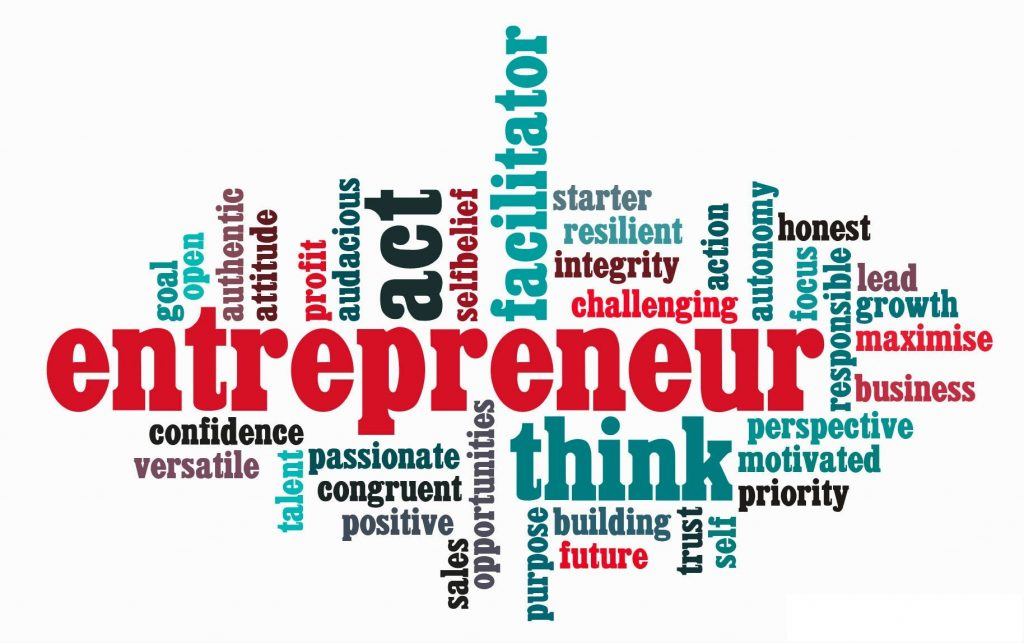 what is an entrepreneur definition