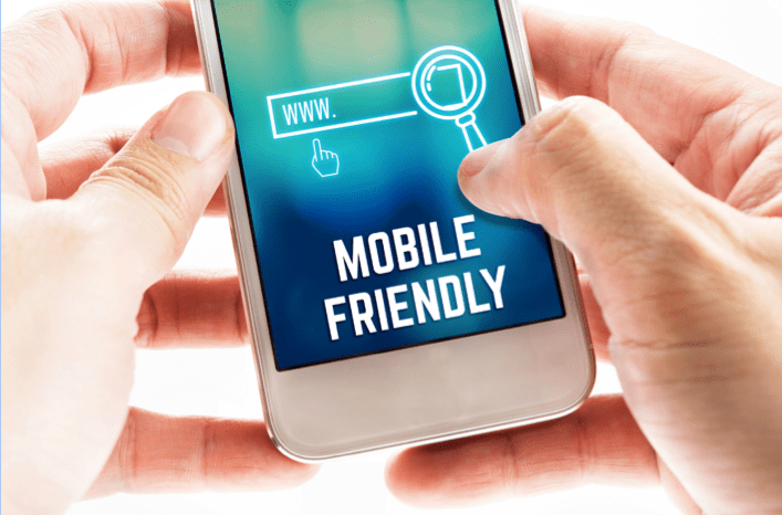 what is local marketing mobile friendly
