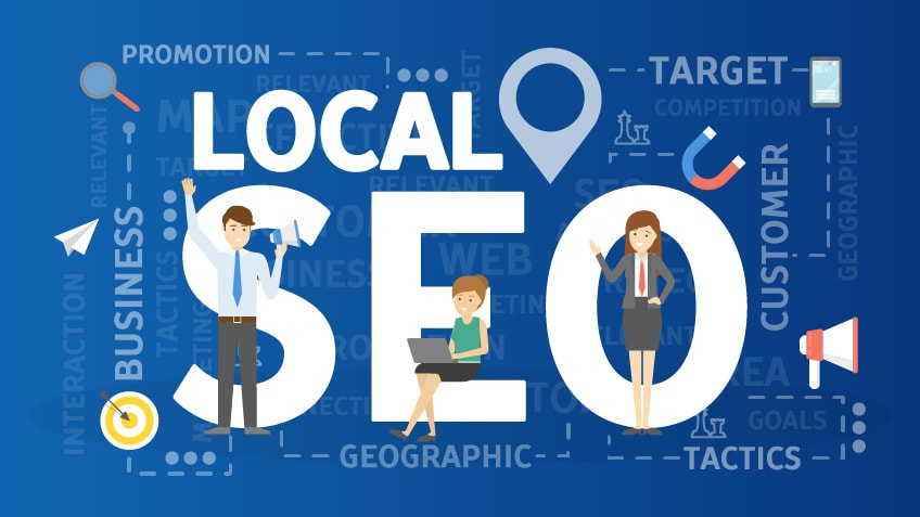 what is local marketing local SEO marketing