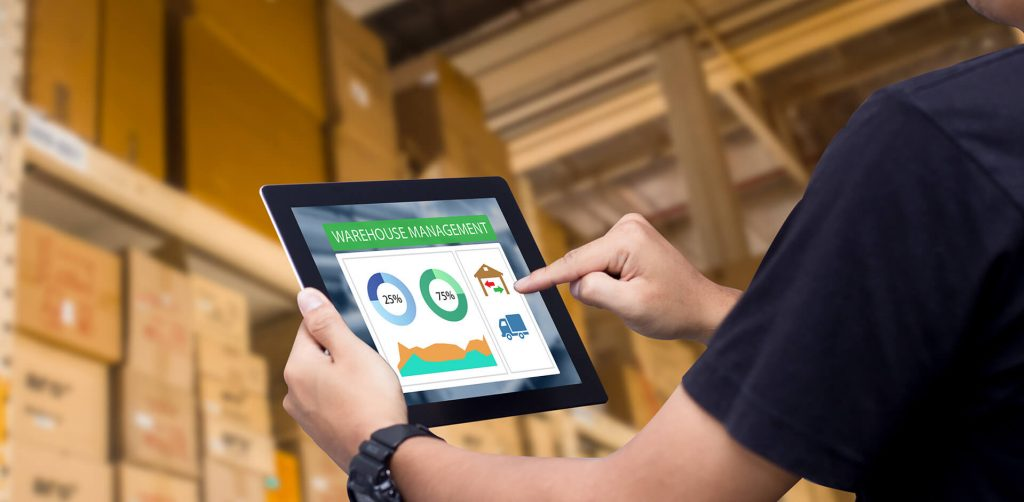 what is order management keep track of inventory