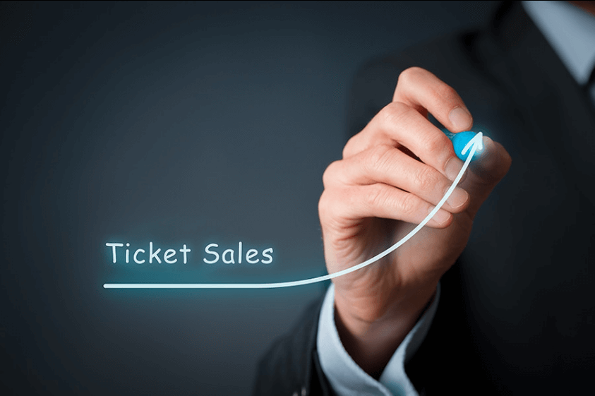 How to increase ticket sales for an event?