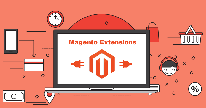 Magento extensions from Magento Marketplace