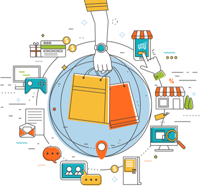 Challenges in Modern Multi Channel Retailing